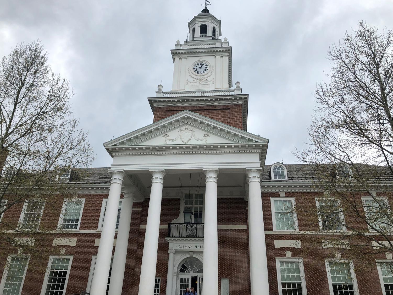 Gilman+Hall+at+Johns+Hopkins+University